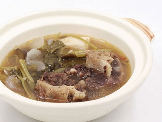 Oxtail Sinigang