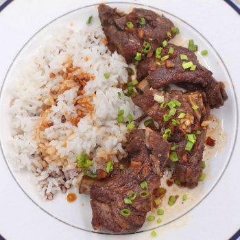Easy Braised Pork Spare Ribs Recipe