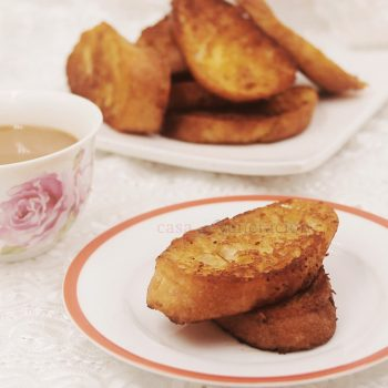 French Toast in 3 Steps