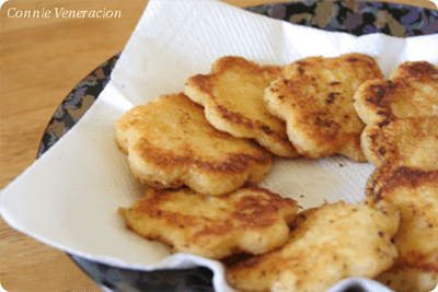 French Toast Dusted With Honey