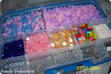 plastic beads for making costume jewelry