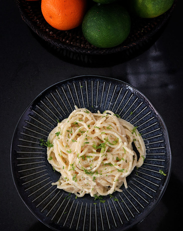 How to Cook Pasta Alfredo