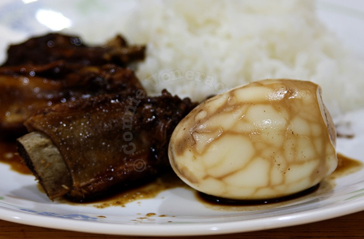 How to make adobo eggs