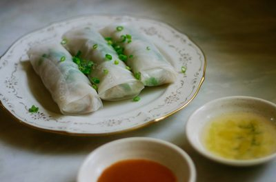 How to make: Vietnamese spring rolls