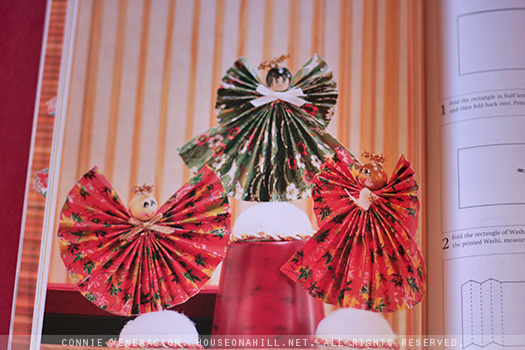 Christmas Crafts Paper Angels : Holiday paper crafts casa veneracion