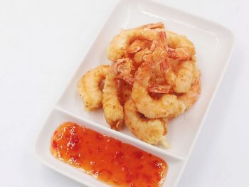 Camaron Rebosado (Battered and Fried Shrimps) Recipe