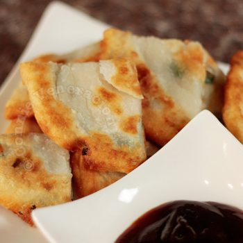 Chinese Scallion Pancakes