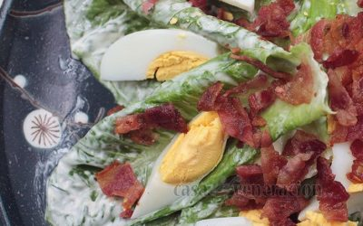 Lettuce and Egg Salad Recipe
