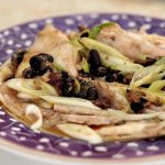 Steamed fish head with salted black beans