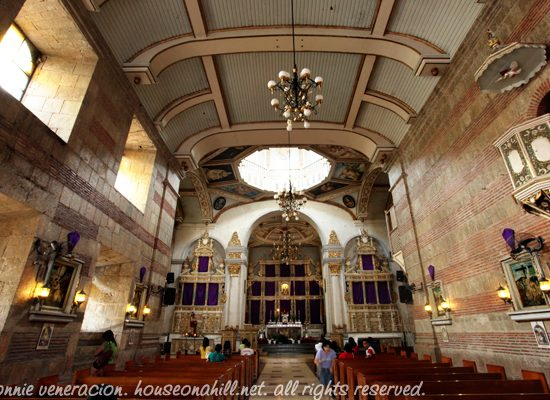 Culture, art and architecture: inside two churches in Laguna