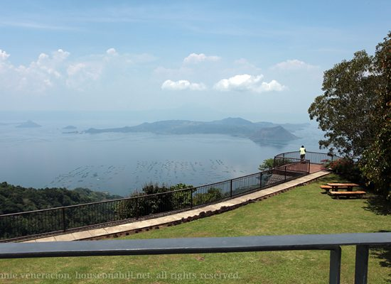 Independence Day weekend in Tagaytay