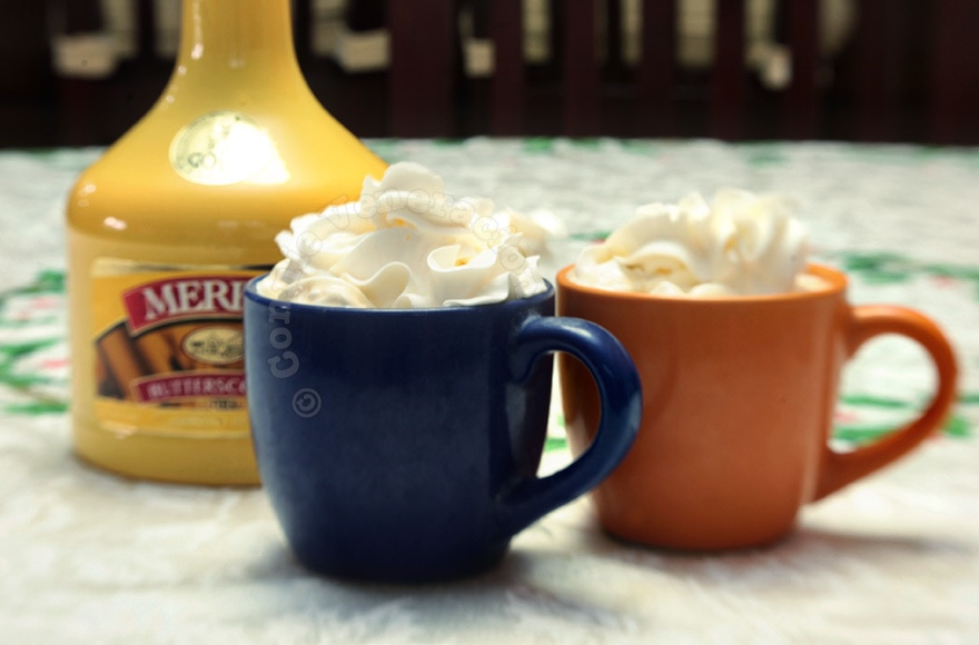 Creamy butterscotch coffee | casaveneracion.com