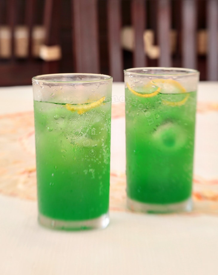 Mint highball for ginger ale lovers like me | casaveneracion.com