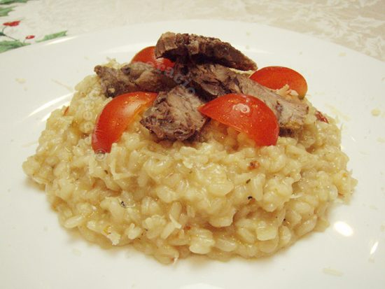 How To Cook Risotto: Step-by-step