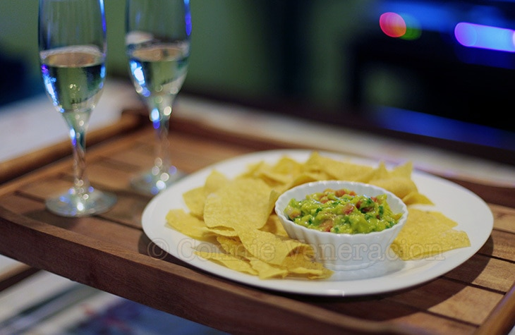 Guacamole: a great dip for tortilla chips | casaveneracion.com