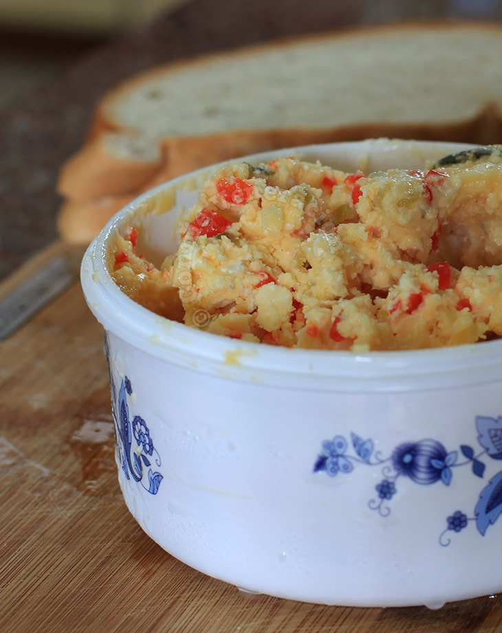 Cheese Pimiento Spread