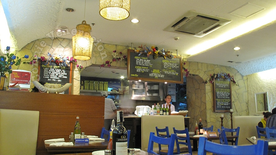 Greek food at Cyma | casaveneracion.com