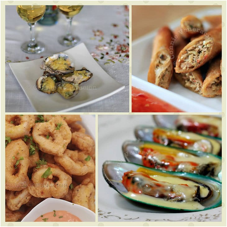 Easy Appetizers For Christmas Cocktail Party: Finger Food To Go With Your Holiday Cocktails