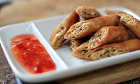 Spring Rolls Recipes