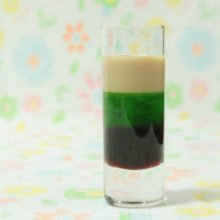 For St. Patrick's Day: after dinner mint