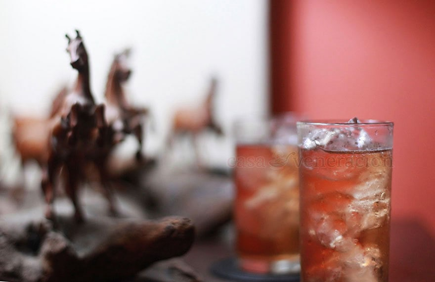 Tequila Cranberry Cocktail