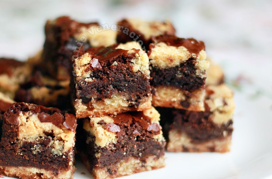 The secret to chewy, fudgy brownies | casaveneracion.com