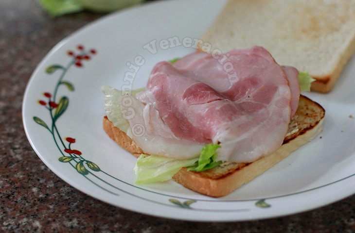 Cream cheese sandwich spread and dip