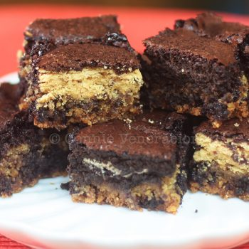 Made-in-heaven brownies (because there's really nothing slutty about them)