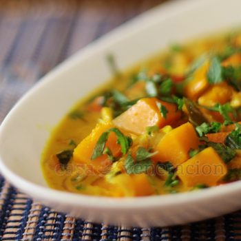 How to Cook a Creamy and Tasty Vegetable Curry: To get just the right blend of flavors, I have, as of late, strayed away from pre-mixed curry powder and curry paste. I make my own spice mix.