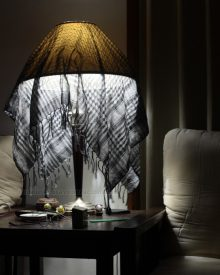 How to dim the light with style