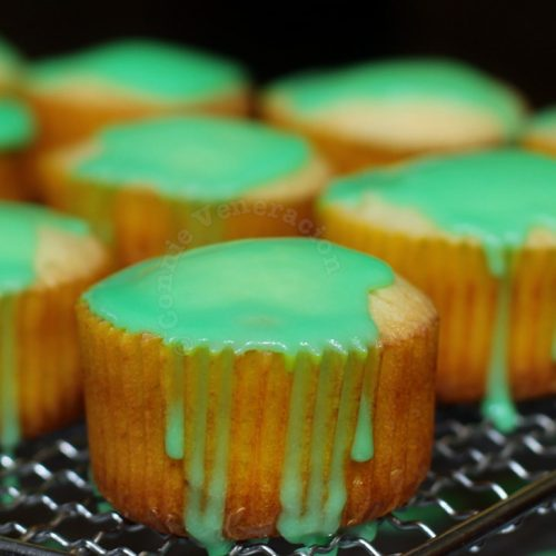 Double Lime Cupcakes