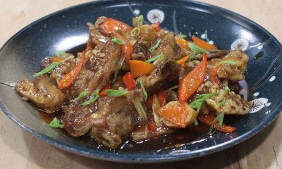 Succulent pork coated with crust so thin you can see the meat through it. Chinese-style sweet and sour pork may be ubiquitous but some versions are better than others.