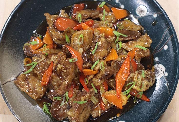 How to Cook Chinese-style Sweet and Sour Pork
