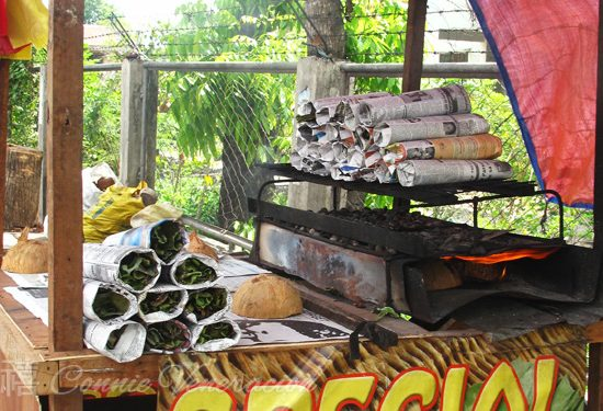 The tupig vendors of Central Luzon