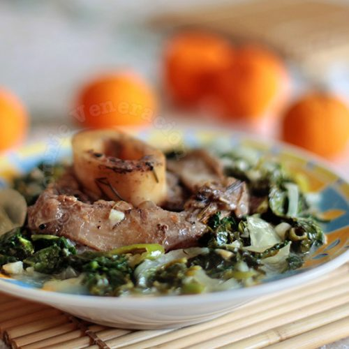 Osso buco, Asian style