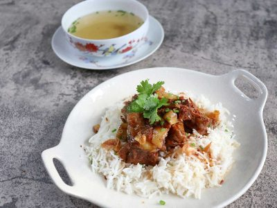 Filipino Beef Pares