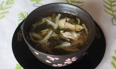 Chicken Binakol: Think Tinola With Coconut