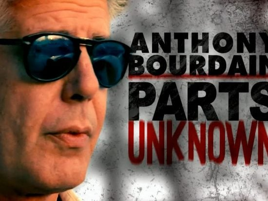 Parts Unknown: Anthony Bourdain is like wine; he gets better with age