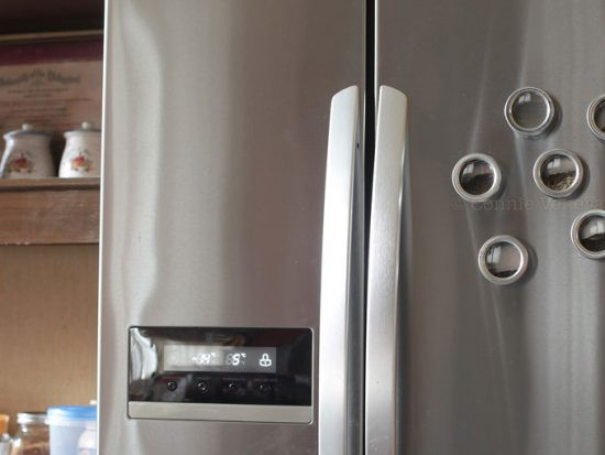 The proof: A refrigerator with inverter compressor means lower power consumption