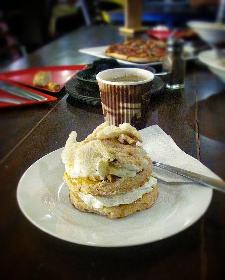 Mini Pavlova at Cafe Bob's, Bacolod City