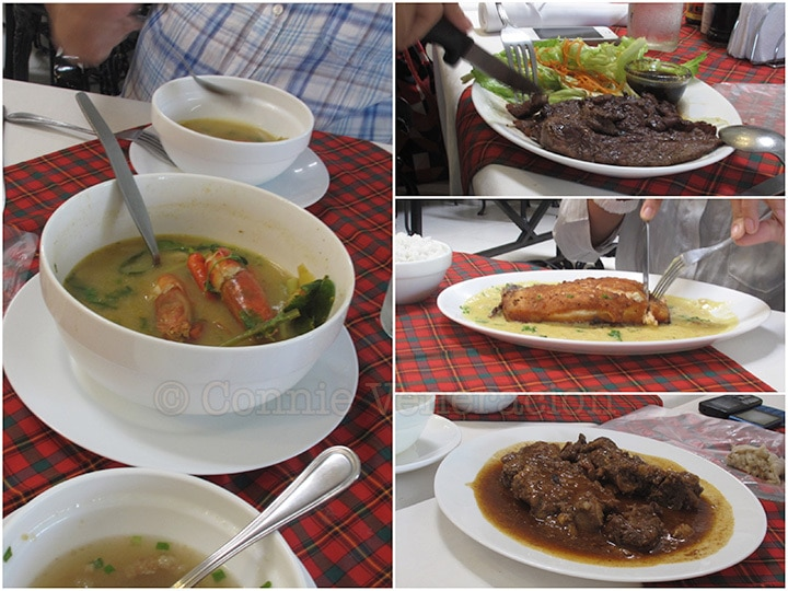 Lunch at Pendy's, Bacolod