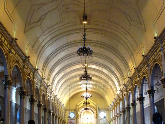 Did you know that Bacolod used to be San Sebastián de Magsungay?