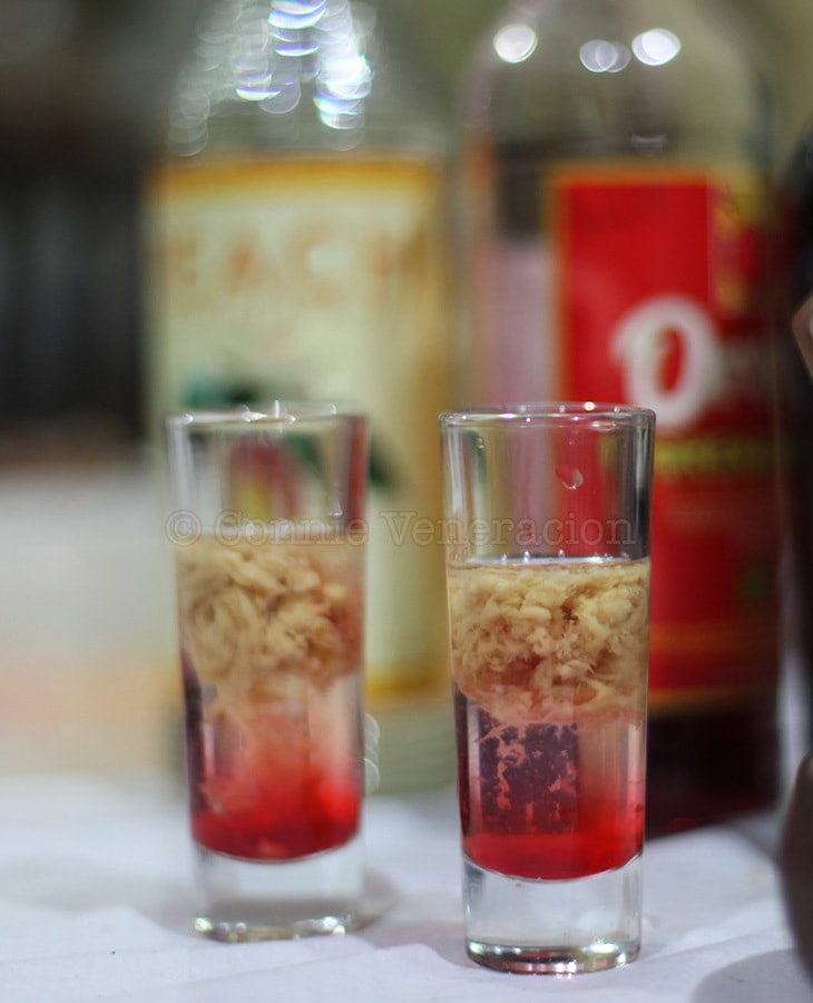Brain hemorrhage (drink) on Halloween