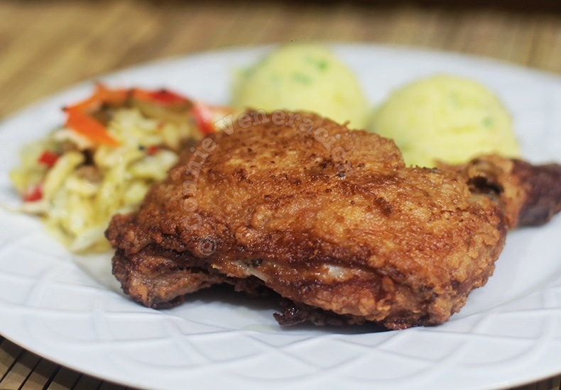 2-milk fried chicken