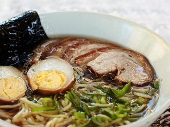 The perfect chashu (braised pork) for ramen