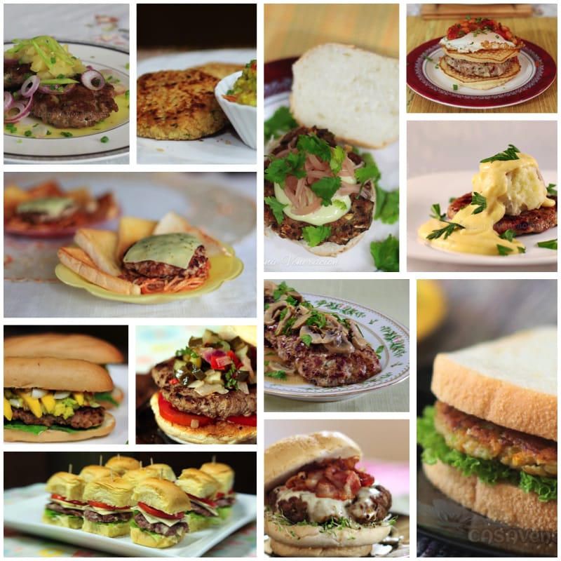 15 mouth-watering ways to enjoy your burgers | casaveneracion.com
