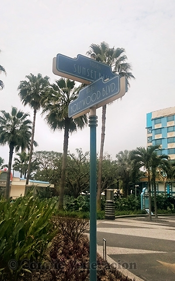The perks of staying at Disney Hollywood Hotel