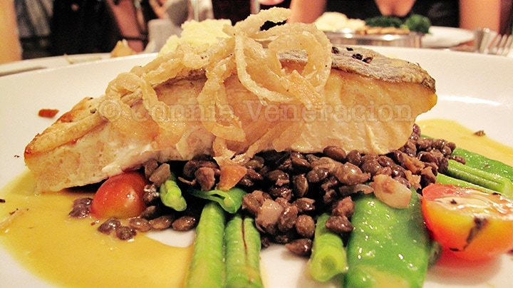 Grilled fish | Dining room, Legend of the Seas