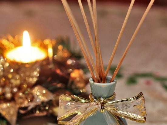 Scented oils and oil diffusers