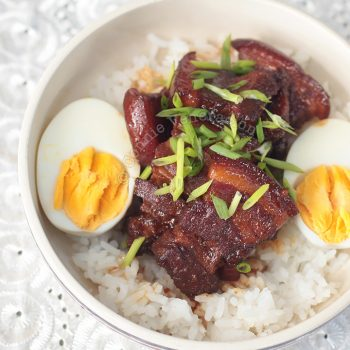 Buta no Kakuni (Japanese Braised Pork Belly)